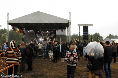 Фестиваль Metal Crowd 2013: фотоотчёт